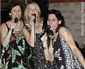 Beat Divas singing