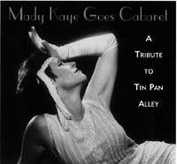 Mady Kaye Goes Cabaret album cover